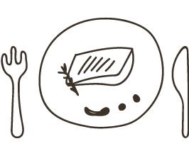 お食事のみも大歓迎